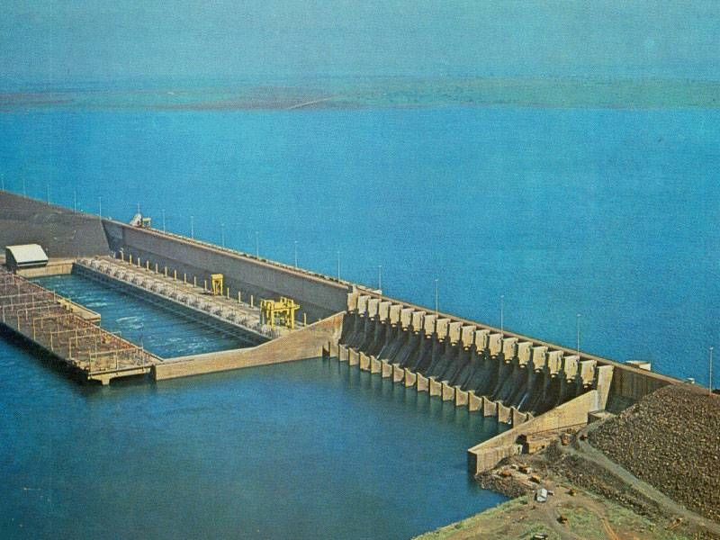 Figure 2. Ilha Solteira hydroelectric plant