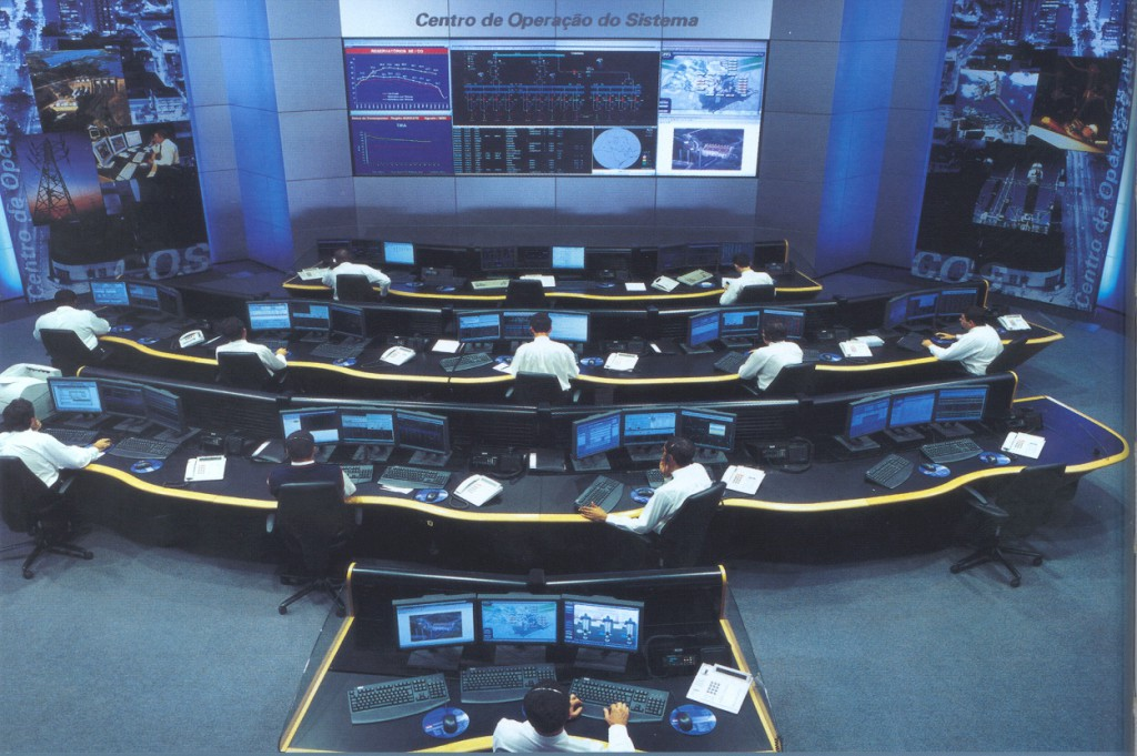 Figure 1. Generation Operations Center
