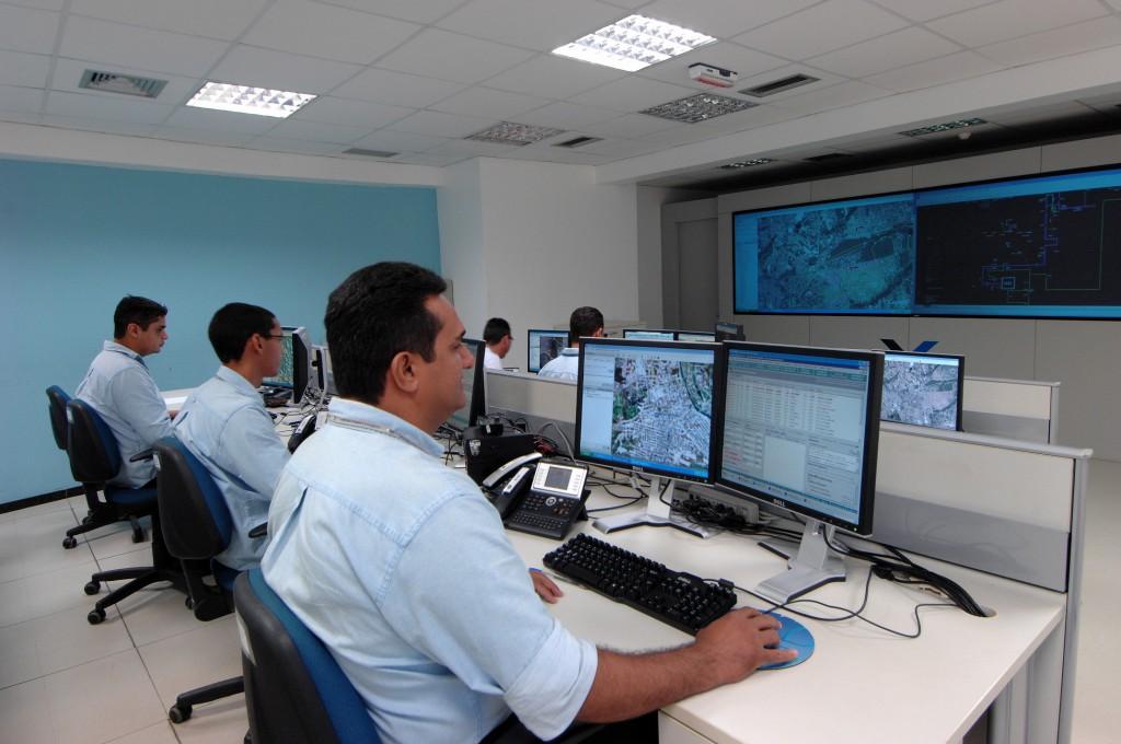 Centro de Operação Integrado (COI)