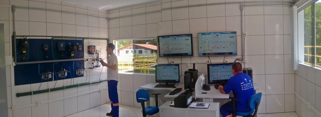 CCO da São Gabriel Saneamento