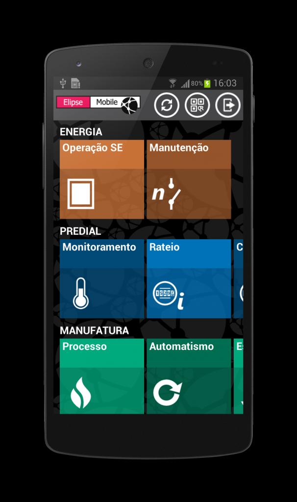 Tecnologia permite controlar diferentes aplicações, relacionadas aos mais variados segmentos, via mobile