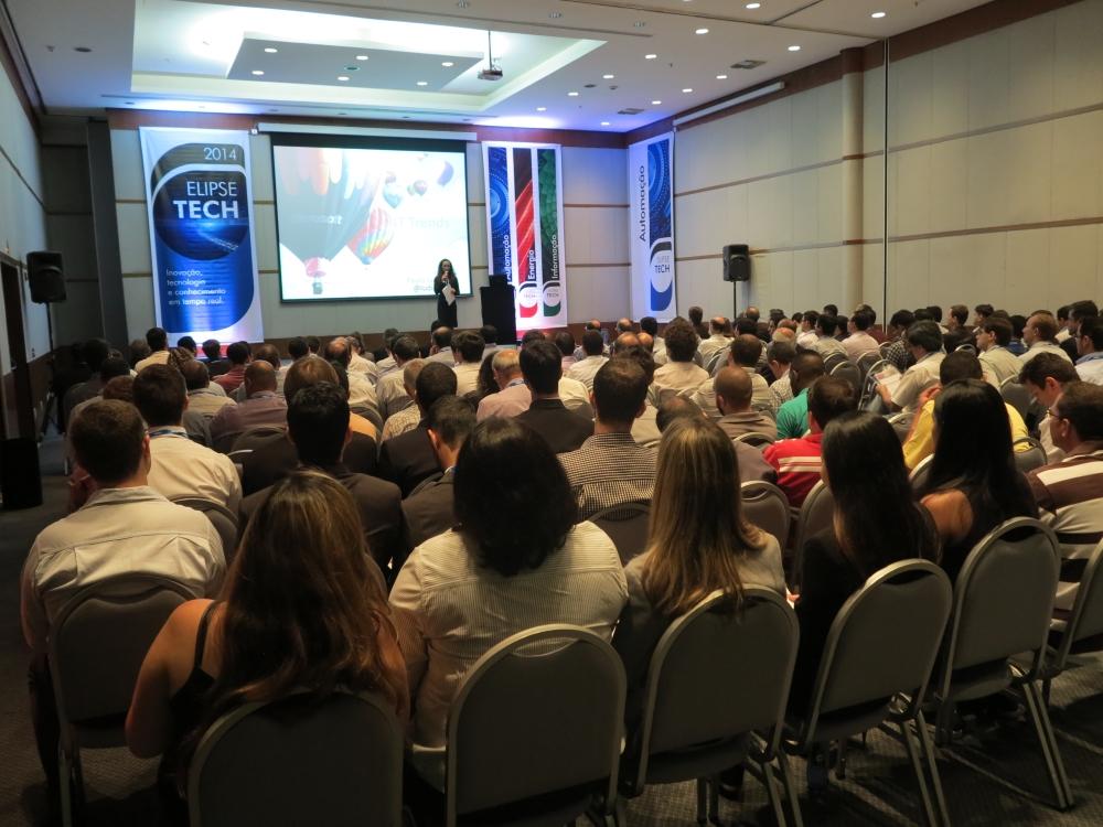 Público lotou as dependências do Centro de Convenções do Hotel Meliá Paulista