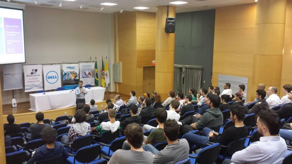 Um total de 184 estudantes estiveram presentes na primeira fase do S2B