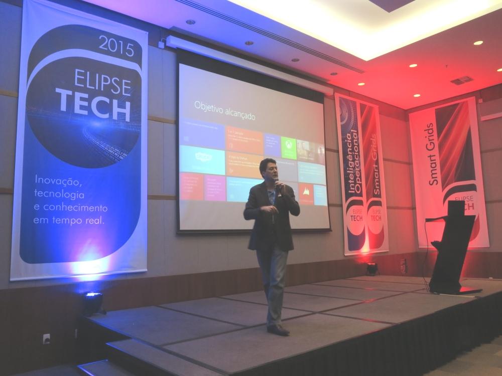 Alessandro Bueno, Gerente do time de Desenvolvimento de Negócios em Projetos de Inovação da Microsoft