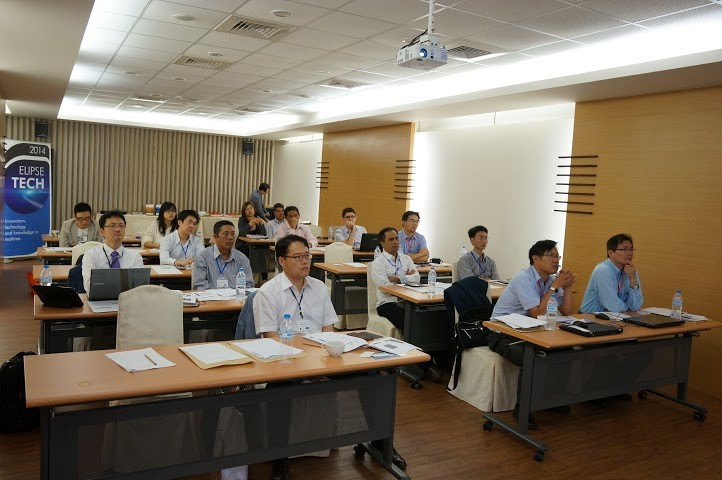 Elipse Tech Asia took place at Sizihwan Sunset Beach Resort, in Kaohsiung, Taiwan