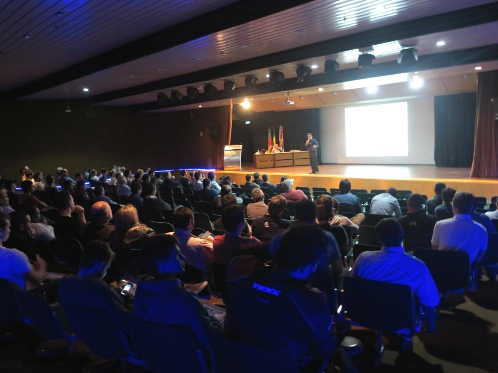 Palestra da Elipse reuniu 138 pessoas, o maior público, até então, presente nos encontros promovidos pela ISA Seção RS e Grinst-RS este ano