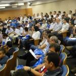 Cerca de 300 pessoas compareceram nas palestras / Foto: Revista Controle & Instrumentação