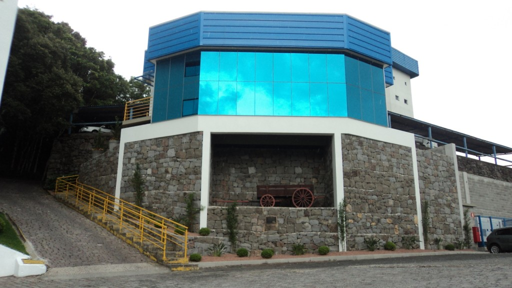 Figure 2. TBL's Data Center facility