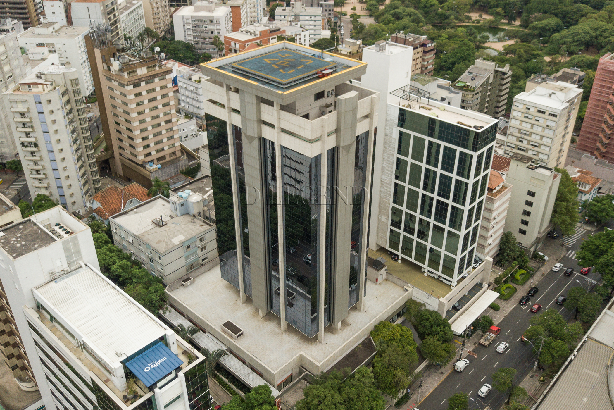 Mostardeiro Business Center